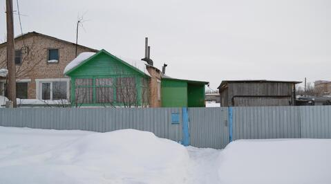 Пол-дома в Самородово, все удобства, подвал, сауна, гараж, кирп. сарай - Фото 1
