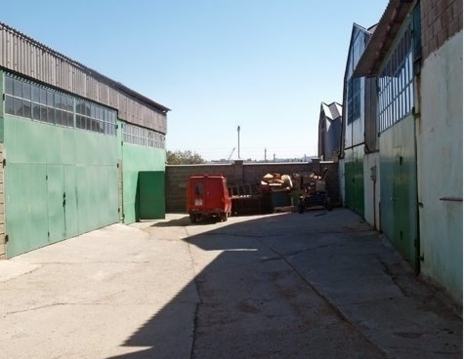Продажа производственного помещения, Севастополь, Камышовое Шоссе - Фото 1