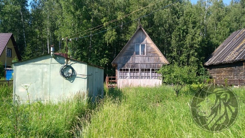 Продам дачу 70.0м2 и участок 6 соток, СНТ Металлург-2, Калужское шоссе - Фото 2