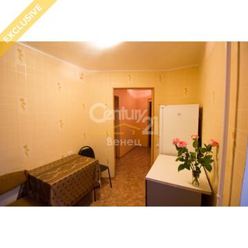 1-ная квартира с оригинальной планировкой - Фото 3