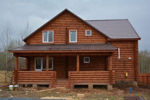Новый дом для ПМЖ 35 км от Сергиев-Посада - Фото 1