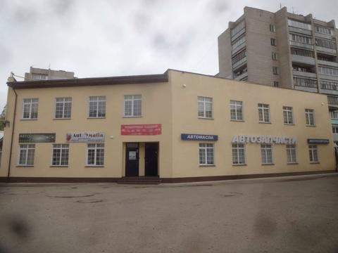 Офисно-торговые помещения 454 кв. м. - Фото 2