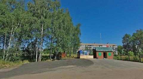Участок 40 сот со строением и съездом на Горьковское шоссе - Фото 1