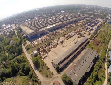 Сдам производственный комплекс 142 300 кв.м. - Фото 1