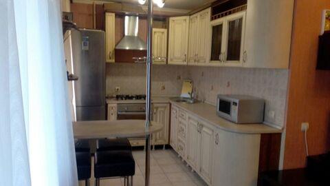Продается 3-х комнатная квартира с хорошим ремонтом в г.Руза - Фото 1