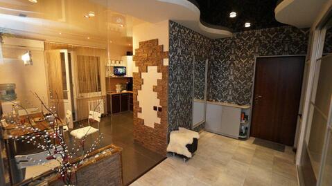 Двухкомнатная квартира с евро-ремонтом, в доме бизнес класса. - Фото 2