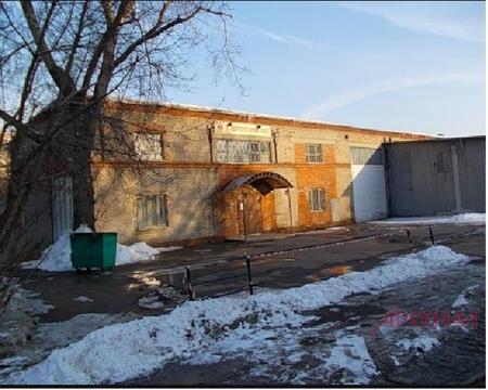 Отдельно стоящее здание, Бумажный проезд - Фото 1