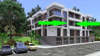 Продам одна комнатную квартиру, общей 30,34кв.м, Купить квартиру в Сочи по недорогой цене, ID объекта - 321555061 - Фото 1