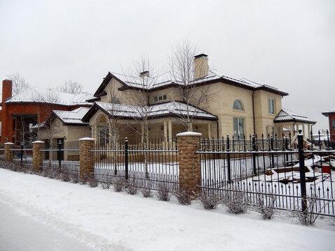 Коттедж, Новорижское ш, 25 км от МКАД, Писково, Коттеджный поселок . - Фото 2