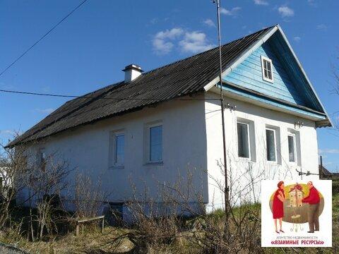 Продаётся дом в д.Яжелбицы Валдайского р-на - Фото 1