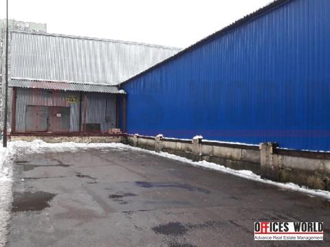 Склад, 270 кв.м., Аренда склада в Москве, ID объекта - 900529019 - Фото 1