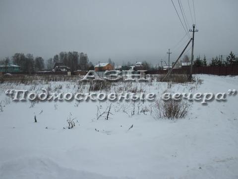 Дмитровское ш. 14 км от МКАД, Семкино, Участок 9 сот. - Фото 2