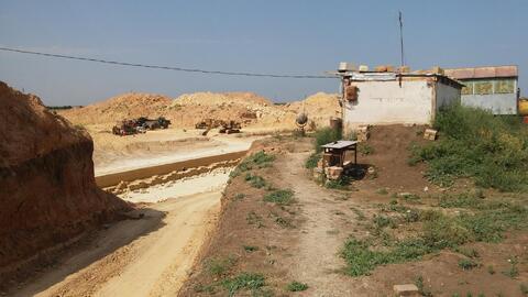 Действующий карьер по добыче камня «ракушечника» в Крыму - Фото 3