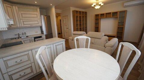 Купить видовую квартиру в доме бизнес класса с ремонтом и мебелью. - Фото 3