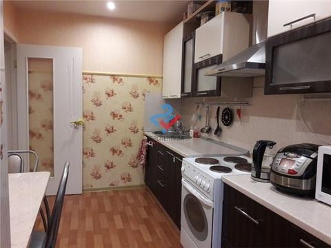 Квартира 42м2 с 2 лоджиями по адресу Зеленогорская 13 - Фото 2