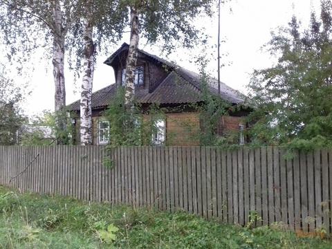 Дом с газом д. Верханово Конаковский район. - Фото 4