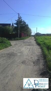 Продается земельный участок 5,6 соток, п.Рылеево, рядом г Бронницы - Фото 4