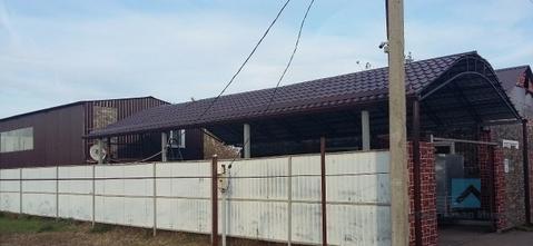 Продажа производственного помещения, Краснодар, Ул. Центральная - Фото 1