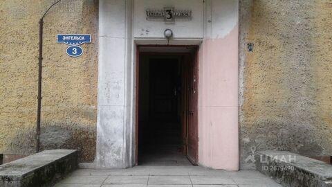 Аренда квартиры, Калининград, Улица Фридриха Энгельса - Фото 1