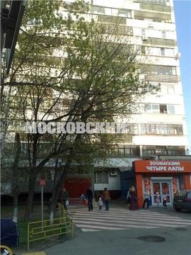 Квартира по адресу.Чертановская, 63 кор.2 (ном. объекта: 1650) - Фото 1
