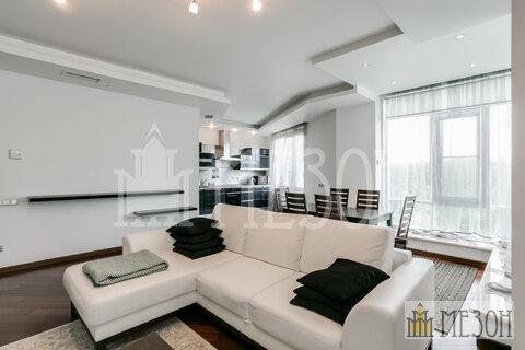 Просторная светлая квартира с дорогой современной отделкой - Фото 2