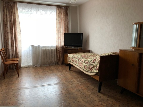1-комнатная квартира в Ясногорске на длительный срок - Фото 1
