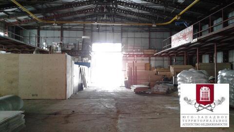 Сдается производственно-складское помещение 700кв на Киевском шоссе. - Фото 3