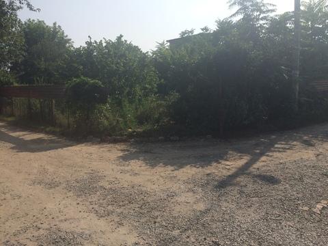 Угловой участок 6 соток в ДНТ рсм-товарищ-4 линия от ул.Каскадной - Фото 4