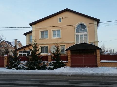 Продам коттедж в п.Ростоши ул.Газпромовская - Фото 1