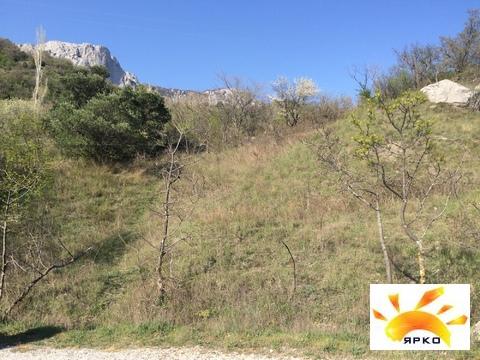 Продажа земельного участка с панорамным видом на море и горы. - Фото 3