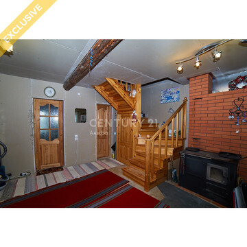 Продажа дома 90 м кв. на участке 15 соток в с. Заозерье - Фото 3