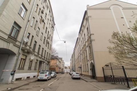 Квартира (215 м2) в центре Москвы (Кривоарбатский переулок, 15с1). - Фото 1