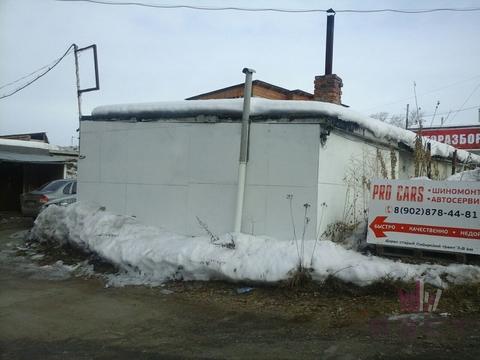 Гаражи и стоянки, км. Сибирский тракт 7, д.30 - Фото 1