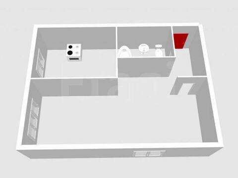 Продажа однокомнатной квартиры на улице Шаймуратова, 19 в Стерлитамаке, Купить квартиру в Стерлитамаке по недорогой цене, ID объекта - 320177963 - Фото 1