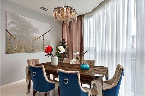 Большая квартира в ЖК Адмирал - Фото 1