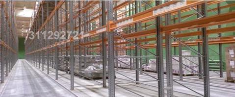 Под склад, отапл, выс.: 12 м, стеллажи, логист. услуги, на огорож. ох - Фото 2
