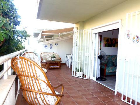 Квартира в Веникасиме, первая линия у пляжа - Фото 2