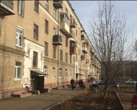 3-комнатная сталинка 68 кв.м. 2/5 кирп на Лядова, д.9 - Фото 1