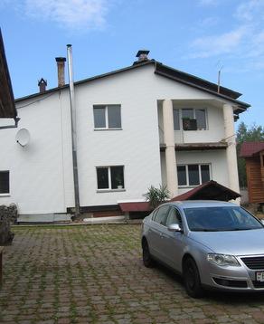 Продается усадьба /дом/ коттедж с баней и выходом на берег р. Березина - Фото 1