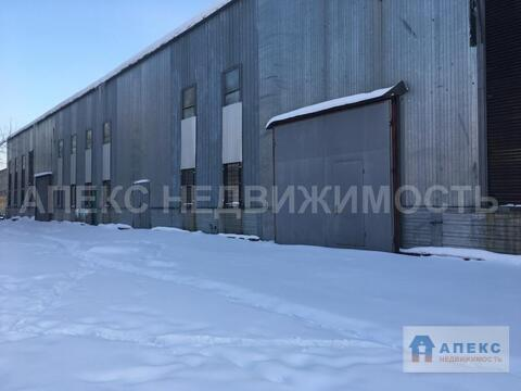 Аренда помещения пл. 1800 м2 под склад, производство Чехов . - Фото 5