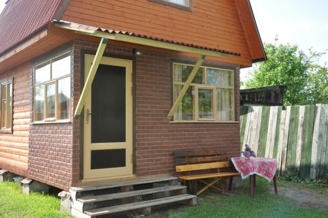 Дача на 5 сотках с домиком 50 кв.м. с печкой - Фото 3