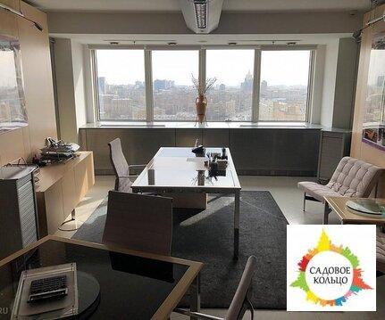 Предлагается представительский офис 454,7 кв.м на 20 этаже в делов - Фото 4