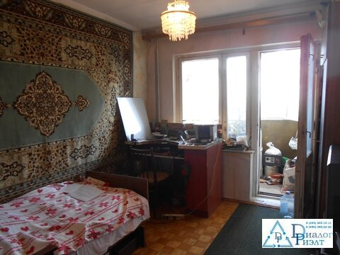 Трехкомнатная квартира в г. Дзержинский с отличной планировкой - Фото 2