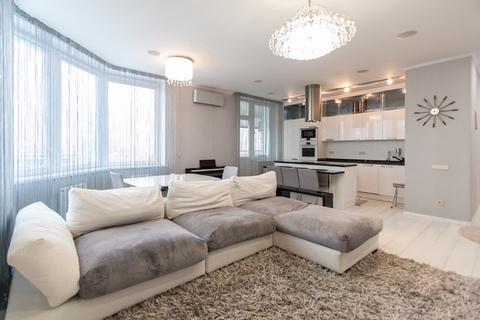 4 комнатная квартира с дизайнерским ремонтом - Фото 1