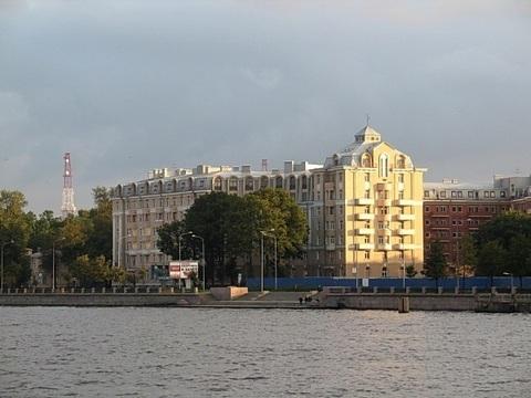 Элитная 5-к. квартира с видом на Неву. Аптекарская наб. - Фото 1