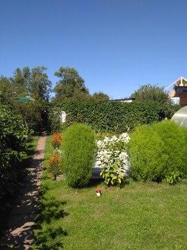 Часть дома на участке ИЖС в Дедовске. - Фото 1