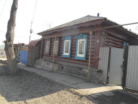 Часть дома ул.Карла Маркса - Фото 1