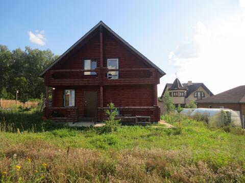Продам двух этажный утеплённый дом 110 м2 для постоянного проживания - Фото 1