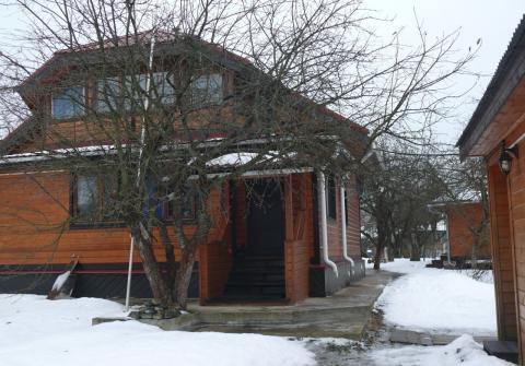 Продается 2х этажный дом 160 кв.м. на участке 13 соток - Фото 4