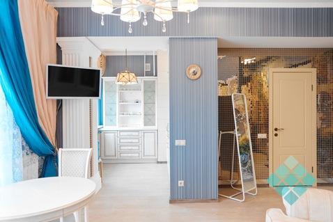 Дизайнерская 2-комнатная кв-ра рядом с Кремлем на ул.Пискунова, 5 - Фото 2
